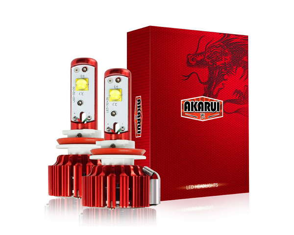 AKARUI CREE LED Headlight Bulbs Conversion Kit
